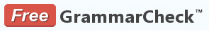 freegrammarcheck online tool